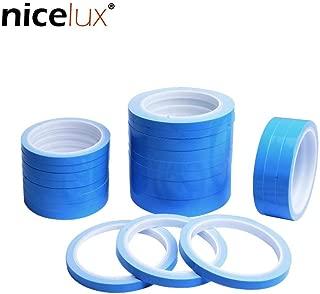 1 m 3 cm CHINAJIAODAI Cinta adhesiva Nano Magic Tape Cinta adhesiva de doble cara Etiqueta adhesiva Traceless PU Almohadillas de agarre s/úper adhesivas impermeables