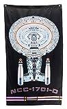 """Star Trek Wall Banner (30"""" x 50"""") (USS Enterprise)"""