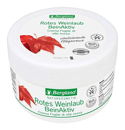 Bergland Rotes Weinlaub BeinAktiv, 1er Pack (1 x 200 ml)