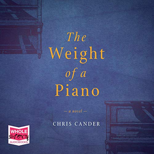 The Weight of a Piano cover art