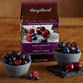 Dark Chocolate Berry Trio - Gift Baskets & Fruit Baskets - Harry and David