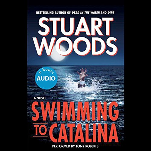 Swimming to Catalina audiobook cover art