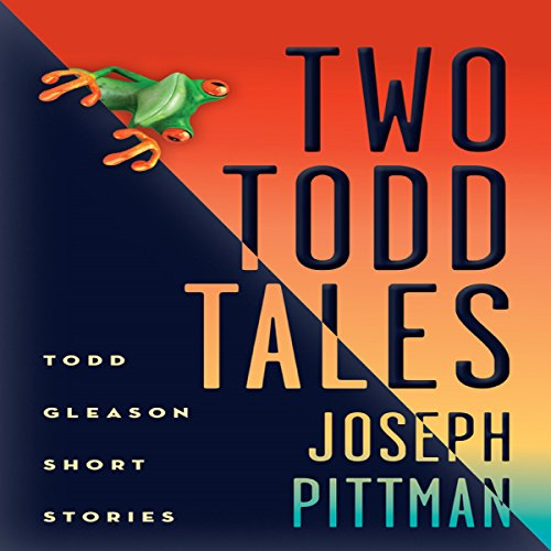 Two Todd Tales audiobook cover art