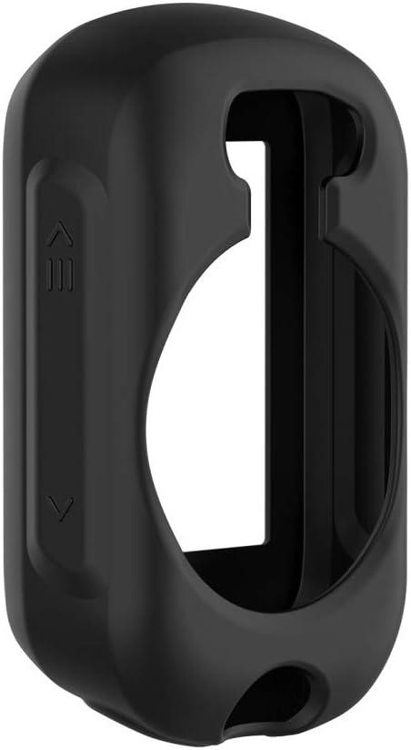 PÍXIDE AYDD para Garmin Edge 130 Plus/Edge 130 Universal Silicone Funda Protectora (Color : Black)