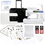 Janome Memory Craft 6500P Sewing Machine with Exclusive Bonus Bundle