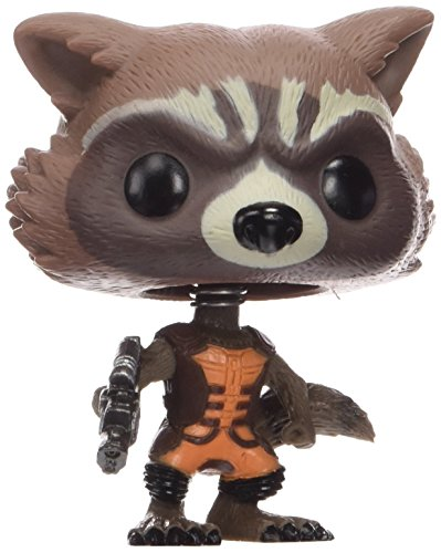 Funko 3792 Guardians of the Galaxy Rocket Raccoon Pop Vinyl