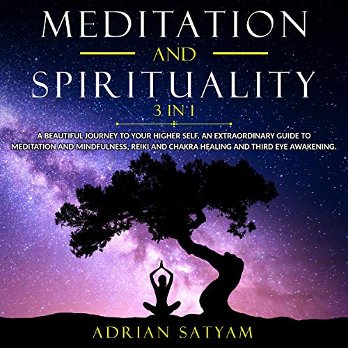 Meditation and Spirituality: 3 in 1 cover art