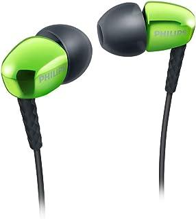 Philips She3900gn In-ear Headphones Earphones She3900 Green /Genuine