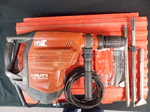 Hilti 120-Volt SDS Max TE 70-ATC-AVR Combi Hammer Performance Package