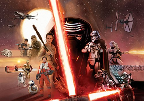 Olimpia Design 2737P8 Fototapete Photomural Star Wars