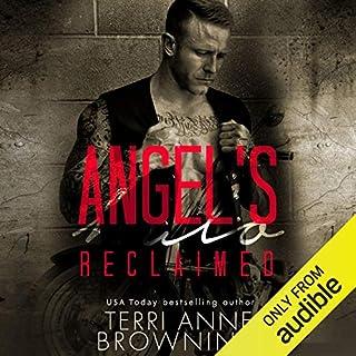 Angel's Halo: Reclaimed audiobook cover art