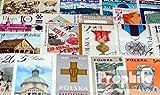 Prophila Collection Polonia 50 Diferentes Sellos Especiales (Sellos para los coleccionistas)
