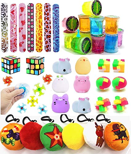 7July Party Favors Toys Assortment for Kids Birthday Party,School Classroom Prizes Rewards,Pinata Fillers,Carnival,Treasure Box,Prize Box Toys,Goody Bag Fillers