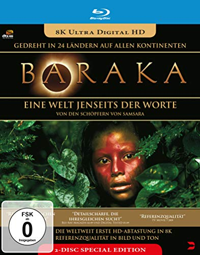 Baraka [2 Blu-ray] [Special Edition]