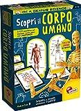 Lisciani Giochi, 48960, Pequeño Genio, El cuerpo humano...