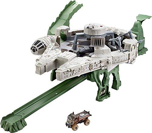 Hot Wheels Star Wars MILLENNIUM FALCON