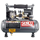 Senco PC1010 1-Horsepower Peak, 1/2 hp running 1-Gallon...