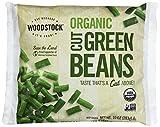 Woodstock, Organic Green Beans, 10 oz (Frozen)