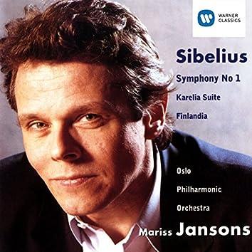 Sibelius: Orchestral Works