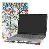Alapmk Diseñado Especialmente La Funda Protectora para 15.6' Lenovo ideapad 330s 15 330s-15IKB/ideapad 530s 15 530S-15IKB/ideapad S540 15 S540-15IWL/ideapad S340 15 S340-15IWL Laptop,Love Tree