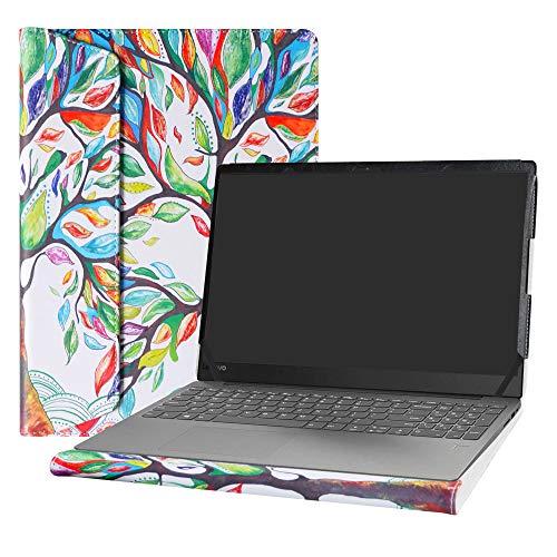 """Alapmk Spécialement Conçu Protection Housses pour 15.6"""" Lenovo ideapad 330s 330s-15IKB / ideapad 530s 15 530S-15IKB / ideapad S540 15 / ideapad S340 15 Laptop (Not fit ideapad 330/520),Love Tree"""