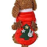 Cane Costume Vestiti del Cane del Fumetto Costume Rosso di Cotone per la Primavera & Fall di Natale di Cosplay delle Donne degli Uomini di Inverno,Christmas,XL