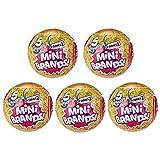 5 Surprise Mini Brands Series 2 - 5 Ball Bundle