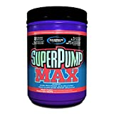 Gaspari Nutrition - SuperPump MAX - The Ultimate Pre Workout Powder, Sustained...