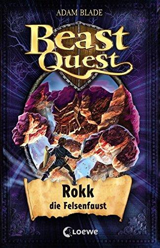 Beast Quest 27 - Rokk, die Felsenfaust