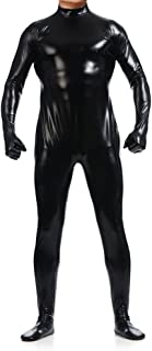 Shiny Metallic Unitard Zentai Bodysuit