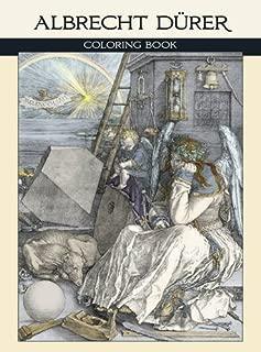 Albrecht Dürer: Coloring Book