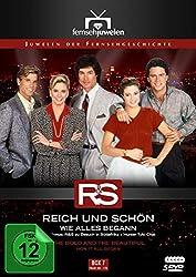 Reich und Schön – Folgen 151-176 (DVD)