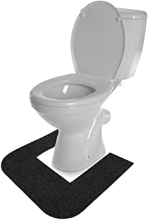Resilia Commode Super Absorbent Potty Training Mats - Toilet Training Rug for Kids, for School Restrooms, Public Bathrooms...