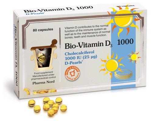 Pharma Nord Bio-Vitamin D3 1000IU -25mcg