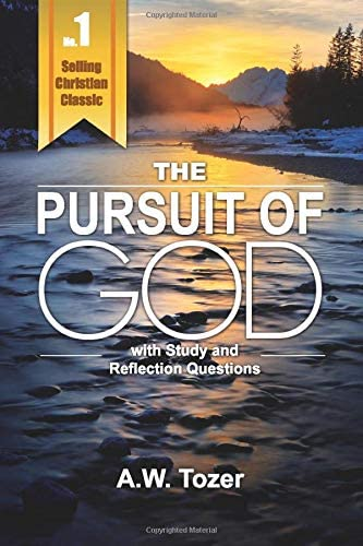 Pursuit of God with Reflection Study Questions product image