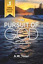 Sponsored Ad - Pursuit of God with Reflection & Study Questions