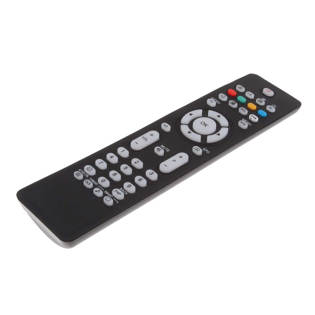 F Fityle Repuesto de Teclado Control Remoto RM-719C para Philip TV Equipo de Instalación Electrónica: Amazon.es: Electrónica