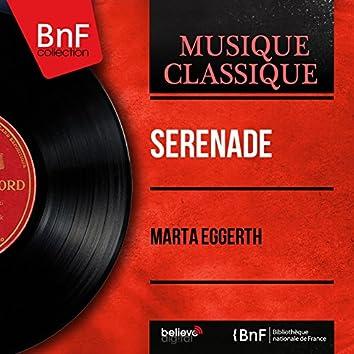 Sérénade (Mono Version)