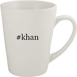#khan - Ceramic 12oz Latte Coffee Mug