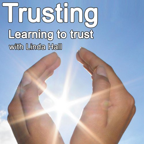 Trusting audiobook cover art