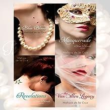 Melissa de la Cruz Blue Bloods Series 4 Books Bundle Collection (Blue Bloods, Masquerade, Revelations, The Van Alen Legacy)