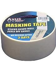Axus Decor AXU/MT348 Masking Tape, 48mm x 50m