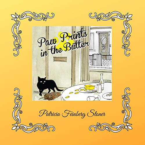 Paw Prints in the Butter cover art