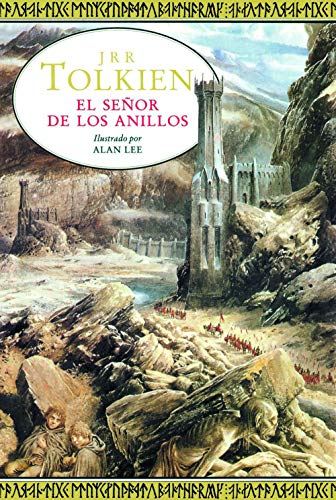 El Señor de los Anillos. Ilustrado por Alan Lee (Biblioteca J. R. R. Tolkien)