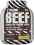 Fitness Authority Beef Protein Isolat Banane, 1,8 kg -