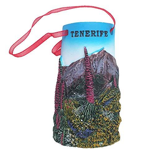 Tenerife Spagna Isole Canarie magnete frigorifero souvenir collezione regalo, decorazione casa e...