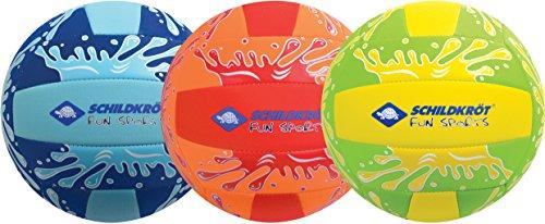 Schildkröt 970276 Funsports Bola de Voleibol de Playa de Neopreno, Tamaño 5, Ø 21 cm, 1 unidad [colores surtidos]