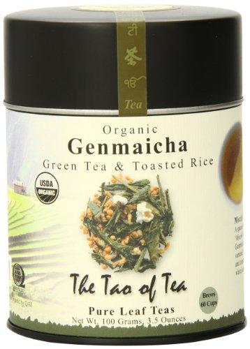 The Tao of Tea, Genmaicha Green Tea And Toasted...