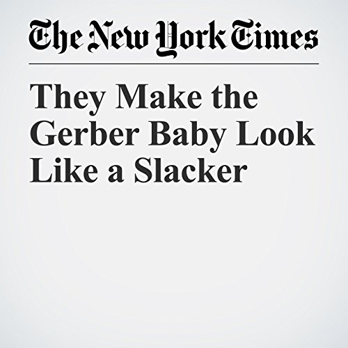They Make the Gerber Baby Look Like a Slacker copertina