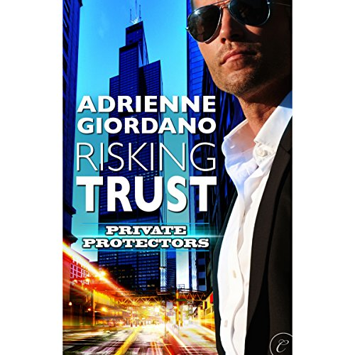 Risking Trust audiobook cover art